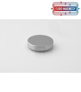 Neodymium disc magnet 25x5 thick N38