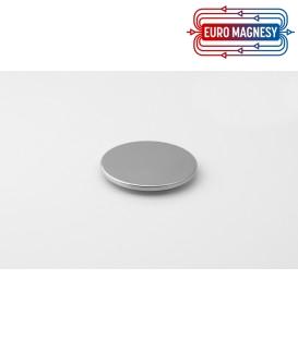 Neodymium disc magnet 30x2 thick N38