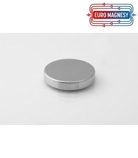 Neodymium disc magnet 33x6 thick N38