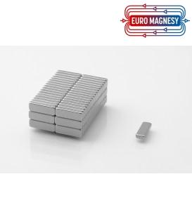 Neodymium block magnet   12x4x2 thick N38
