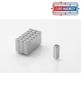 Neodymium block magnet 15x5x5 thick N38