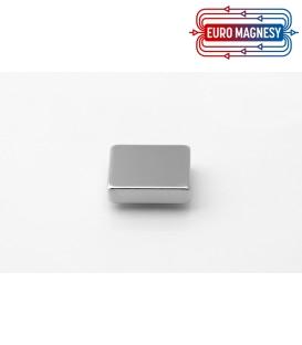 Neodymium block magnet 20x18x5 thick N38