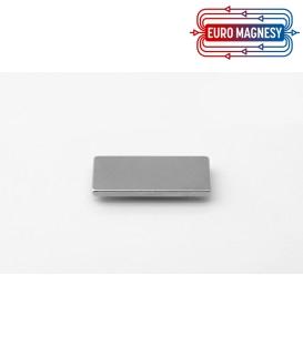 Neodymium block magnet 30x15x2 thick N38