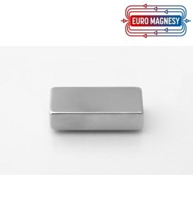 Neodymium block magnet  40x18x10 thick N45