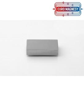 Neodymium block magnet  45x25x10 thick N38