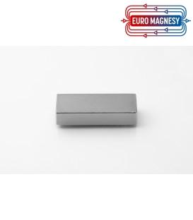 Neodymium block magnet  50x20x10 thick N38H