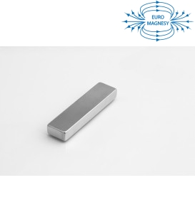 MPL  80x20x10 N35H Magnes neodymowy