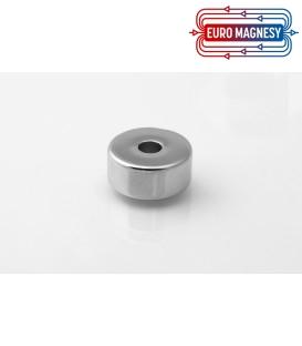 Neodymium ring magnet   20x6x10 thick N38