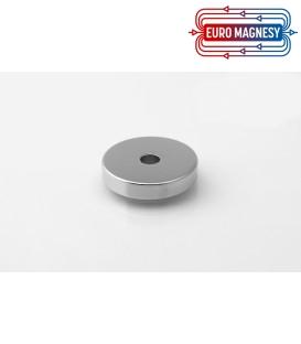 Neodymium ring magnet   25x5x5 thick N38
