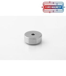 Neodymium ring magnet   27x5x10 thick N38