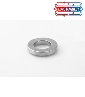 Neodymium ring magnet   40x23x6 thick N38