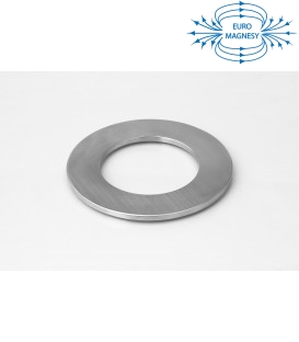 Neodymium ring magnet 101x60x4 thick N42