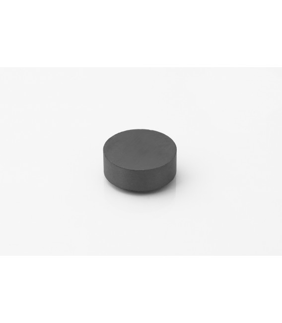 Ferrite disc magnet 28x10 thick Y30