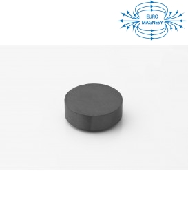 Ferrite disc magnet 32x10 thick Y30
