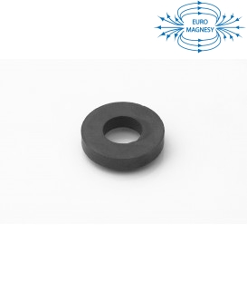 Ferrit ring magnet  27x12,6x5 thick Y30