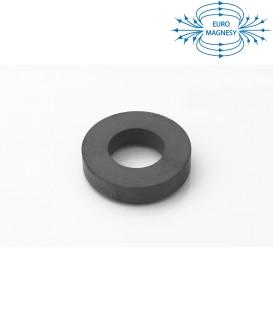 Ferrit ring magnet  45x22x9 thick Y30
