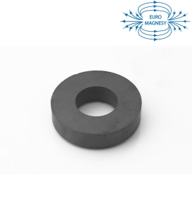 Ferrit ring magnet  55x24x12 thick Y30