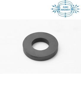 Ferrit ring magnet  90x45x13 thick Y30