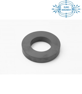 Ferrit ring magnet 110x60x18 thick Y30