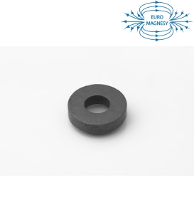 Ferrit ring magnet  23x10x5 thick Y30