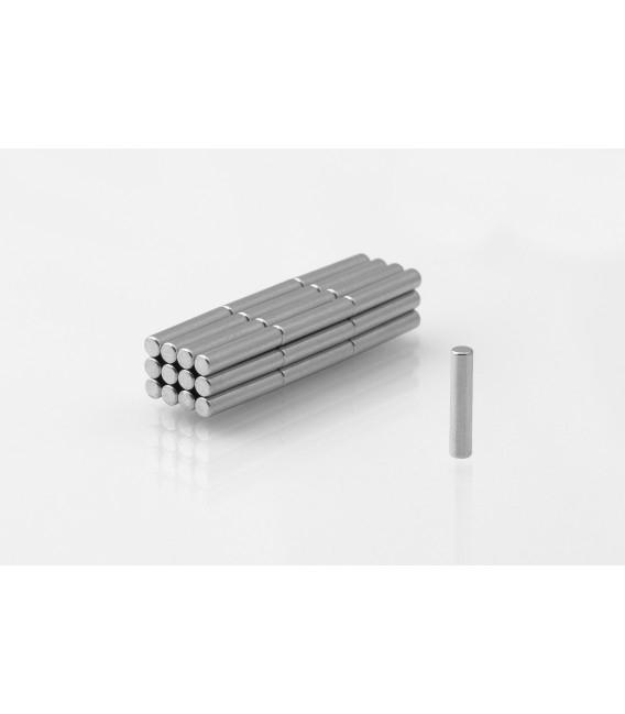 Neodymium disc magnet  2x10 thick N38H