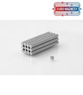 Neodymium disc magnet  3x2  thick N38