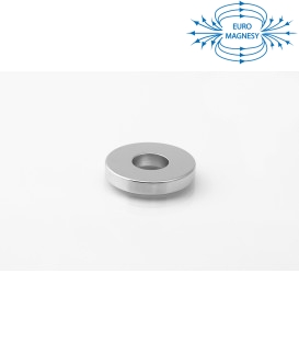 Neodymium ring magnet   30x15x2thick N38