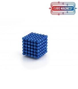 Neocube sphere magnet Ø 5 mm blue