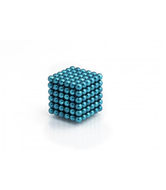 Neocube sphere magnet Ø 5 mm turquoise