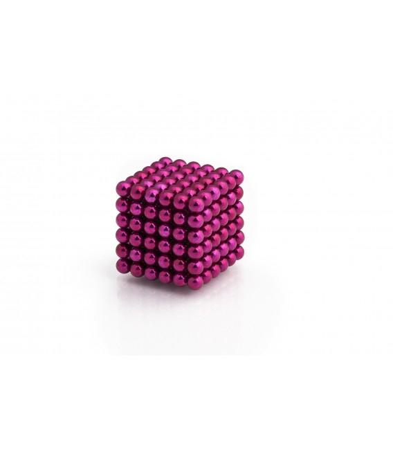 Neocube sphere magnet Ø 5 mm pink