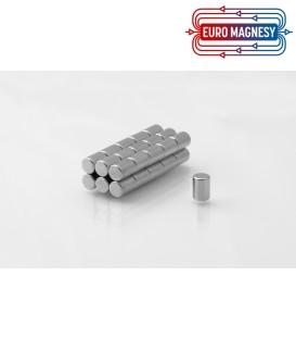 Neodymium disc magnet  5x7 thick N38