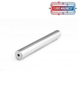 Magnetic tube separator 18x150 2xM5 N38