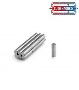 AlNiCo5 Rod magnet 6x20 LNG37