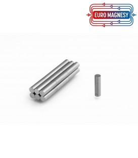 AlNiCo5 Rod magnet 5x18 LNG37