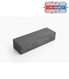 Ferrite block magnet 150x50x30 thick Y30