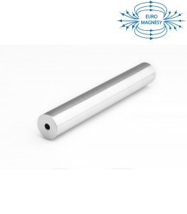 Magnetic tube separator 25x225 2xM6 N38
