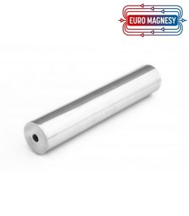 SWM 50x400 2xM10 / N wałek magnetyczny (wodoszczelny)