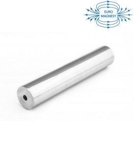 Magnetic tube separator 50x400 2xM10 N38
