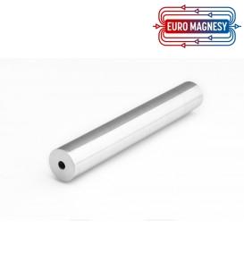 Magnetic tube separator 25x150 2xM6 N38