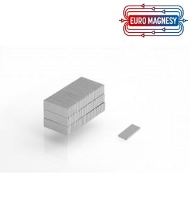 Neodymium block magnet   12x6x2 thick N38