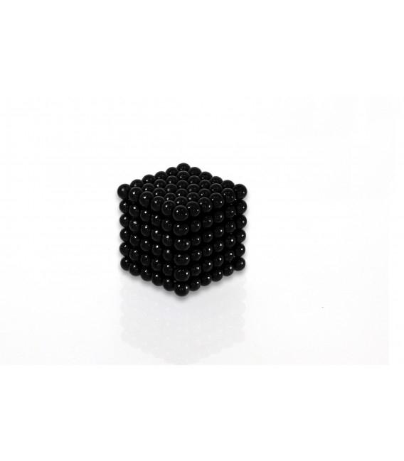 Neocube sphere magnet Ø 5 mm black
