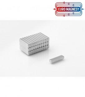 MPL 20x5x2 N38 Magnes neodymowy