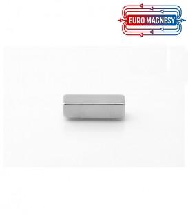 Neodymium block magnet 30x10x8 thick N38