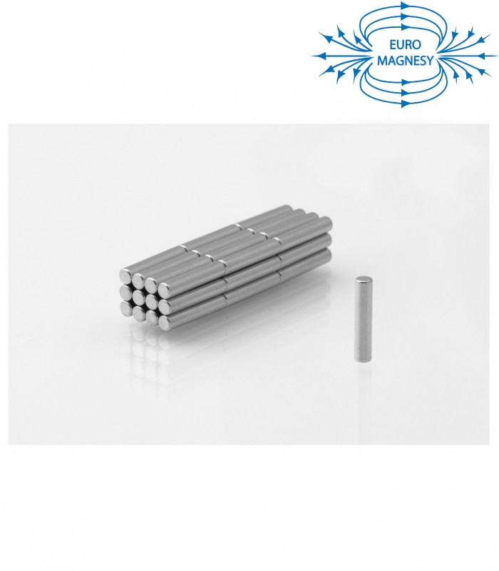 NEODYMIUM DISC MAGNET 2X10 THICK N38
