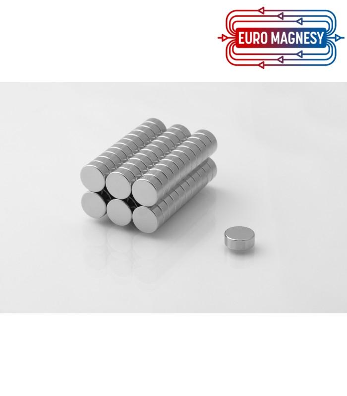 MW 10x4 N38 Magnes neodymowy
