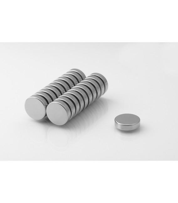 Neodymium disc magnet 15x4 thick N38