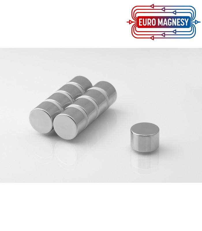 Neodymium disc magnet 15x10 thick N38