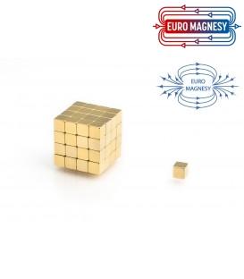 MPŁ   5 X 5 X 5 - N48 - złota