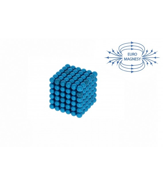 Neocube kulka sr.5 mm  N38 jasno-niebieska 216 szt.