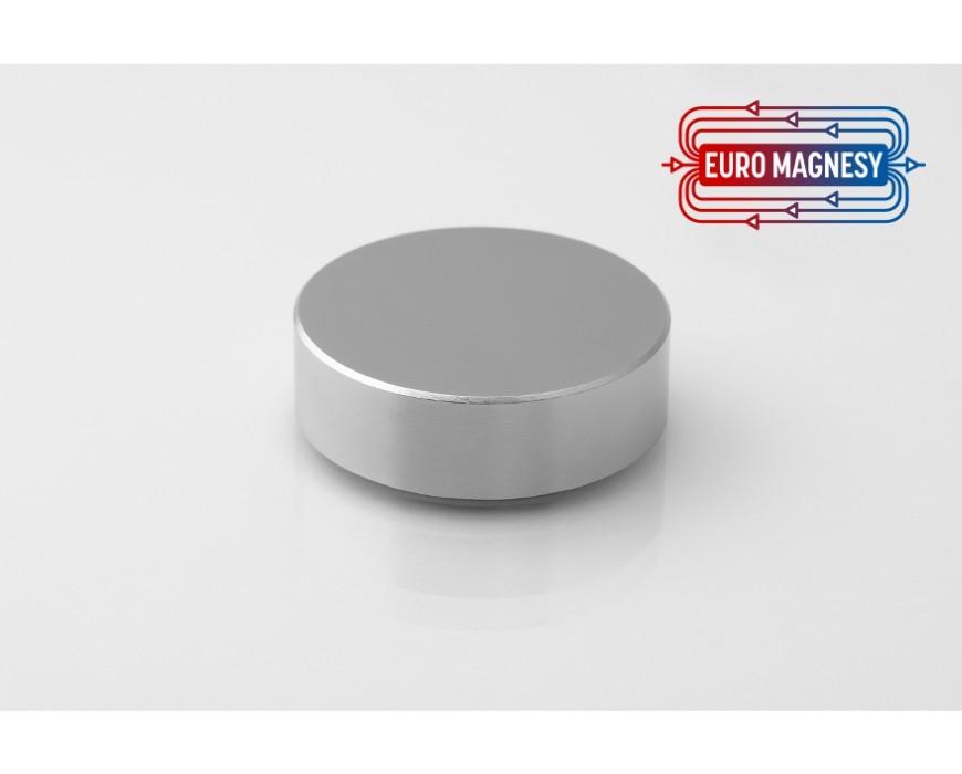 NdFeB (Neodymium)  cylinders magnets, medium (Ø 12mm - Ø 29 mm)